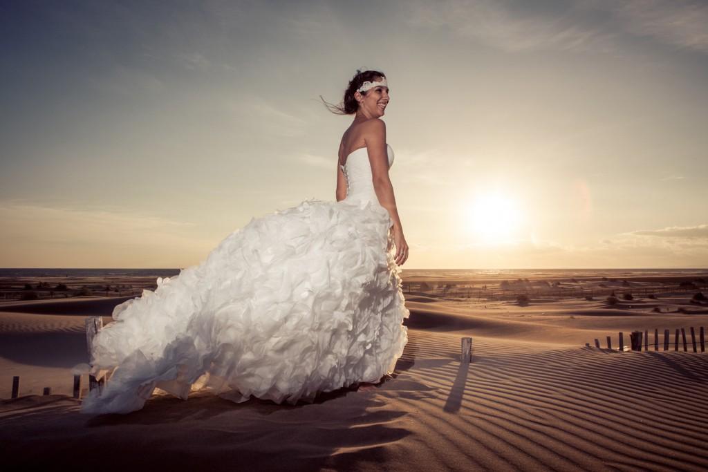 idées mariage - Trash the dress