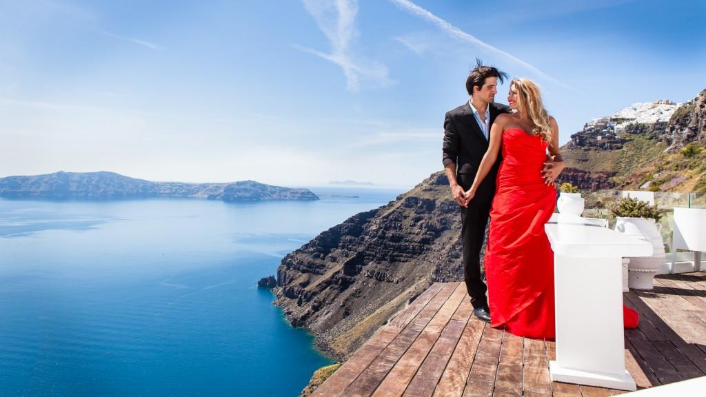 idées mariage - shooting destination