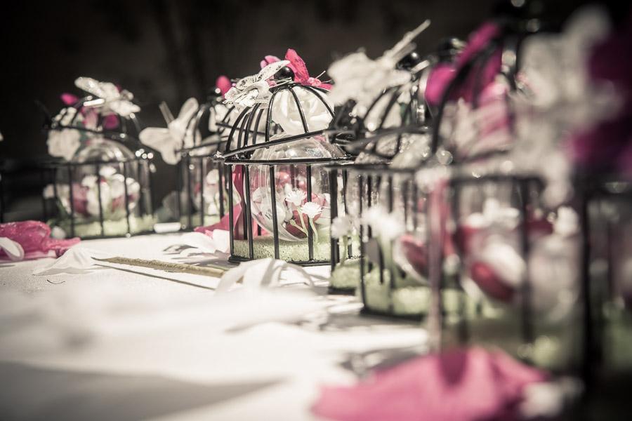 mariage au chateau de Lignan