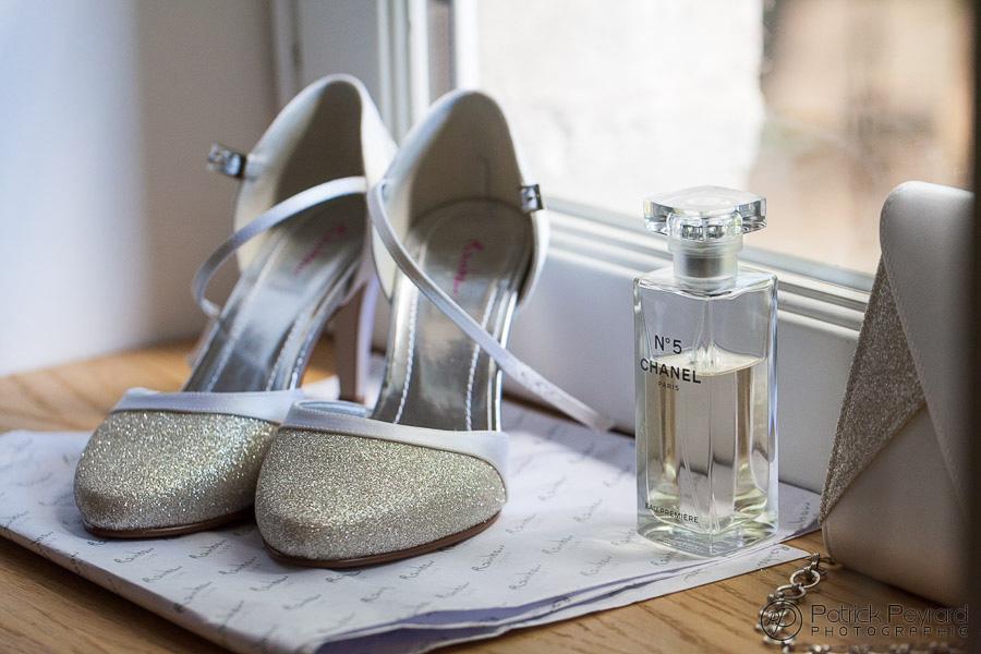 préparatifs de la mariée - Narbonne