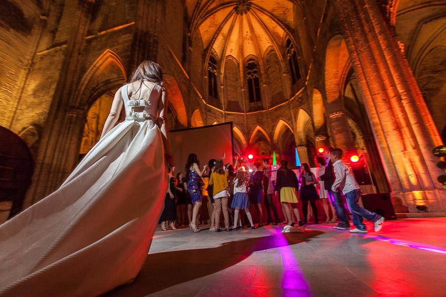 mariage abbaye de valmagne