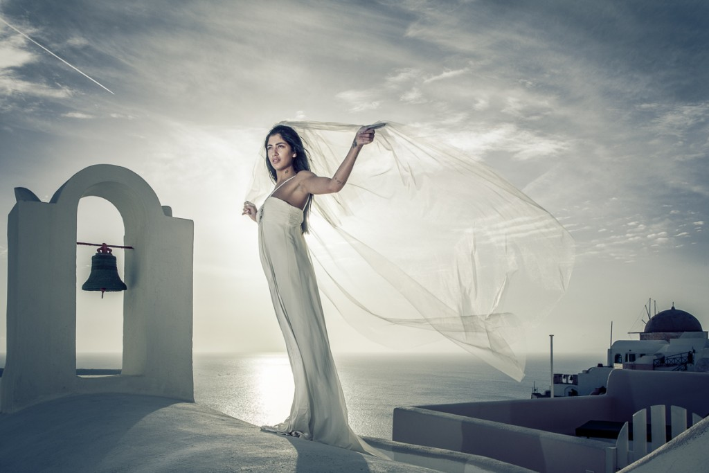 photographe mariage santorin