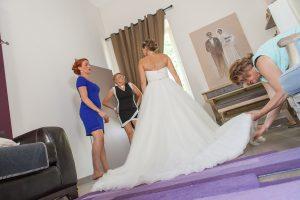 conseils mariage préparatifs de la mariée : La place